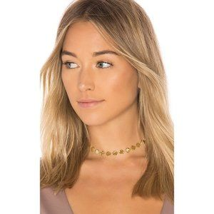 Gorjana Chloe Choker Necklace - gold
